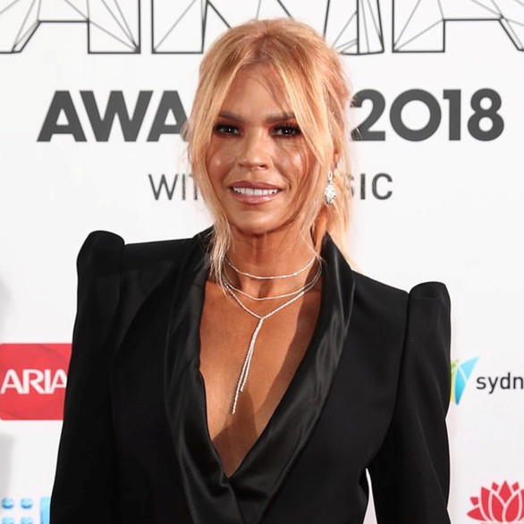 sonia kruger arias red carpet