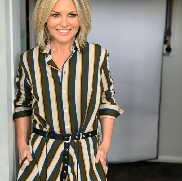 georgie gardner for today show