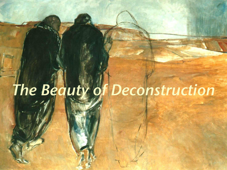 May Reflection by Bob Fabey The Beauty of Deconstruction
