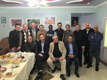 Armenia-Thursday, April 4, 2019