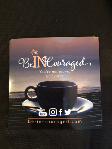 Be-In-Couraged