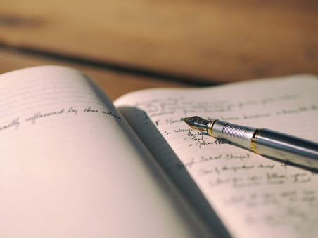Stay Focused with a Spiritual Journal
