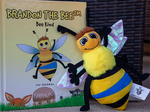 Brandon the Bee - Bee Kind Set
