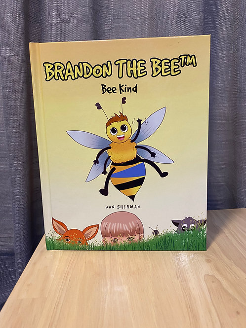 Brandon the Bee - Bee Kind