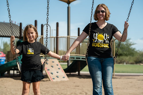 You Are My Sunshine - Mommy & Me Shirt Set