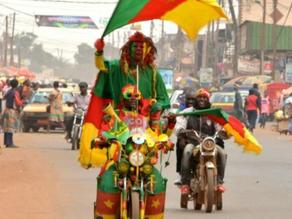 MAMA DORA & FAMILY ARE OFF TO CAMEROON