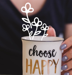 """Adulting: Does """"Choose Happy"""" Really Work?"""