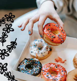 Adulting and Donuts...