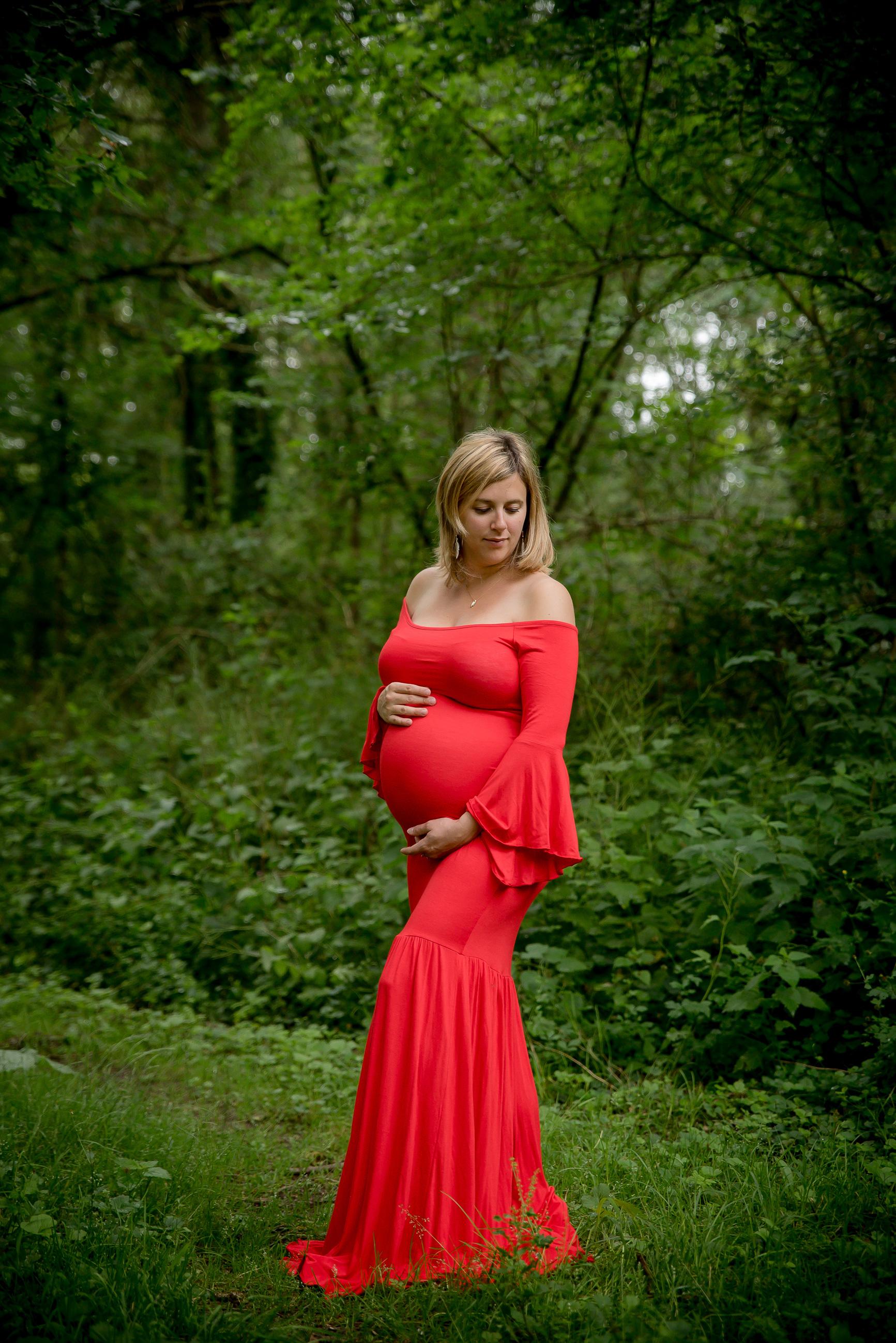Robe de grossesse Ile de la Métairie