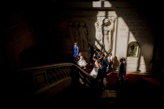 Cérémonie mariage civil Mairie tours