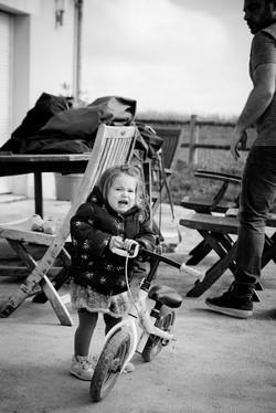 enfant pas content draisienne