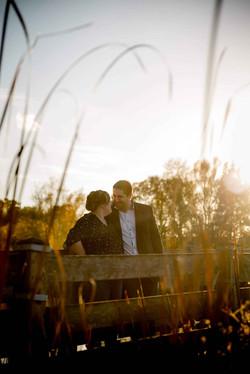 Photo de couple Lac des Bretonnières