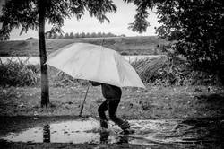 Parapluie guinguette saint avertin