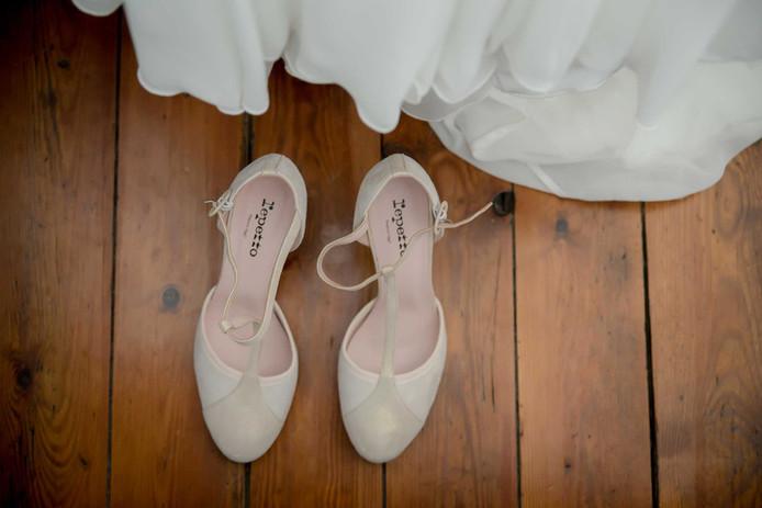 Chaussures Escarpin repetto mariage