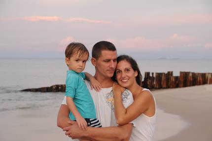 photo famille gabon palleplanche