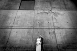 Photo de mariage originale WOW !