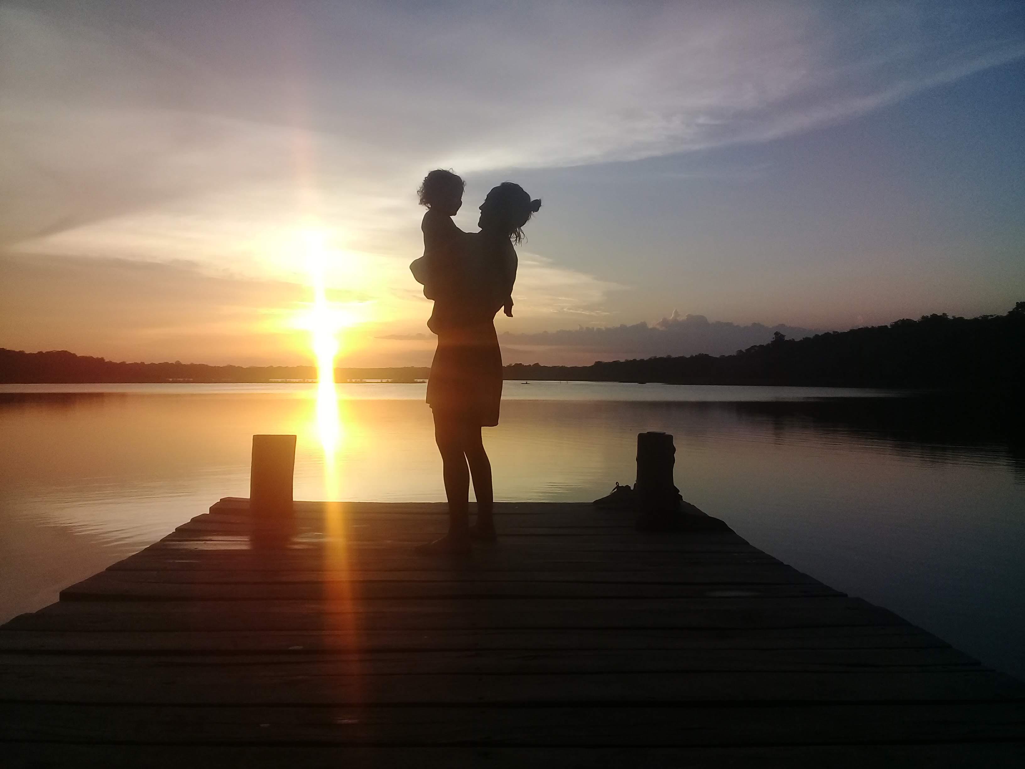 PL sunset