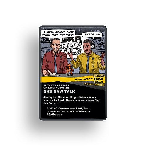 GKR Promo Card