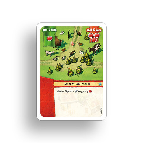Imperial Settlers Promo Card