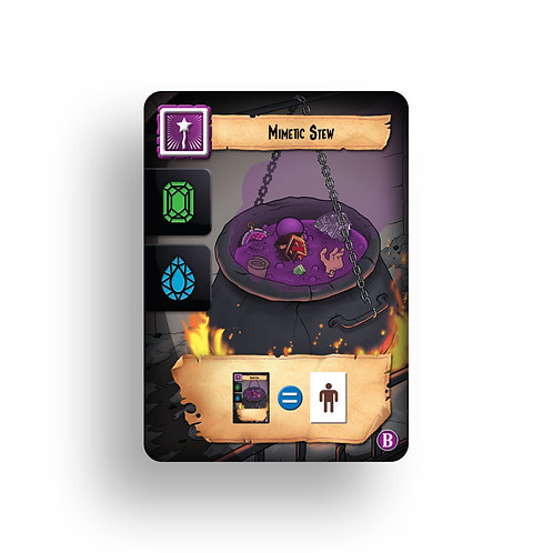 Thief's Market Promo Card