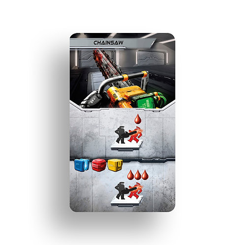 Adrenaline Promo Card