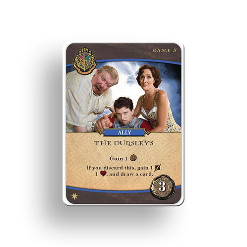 Hogwarts Battle Promo Card