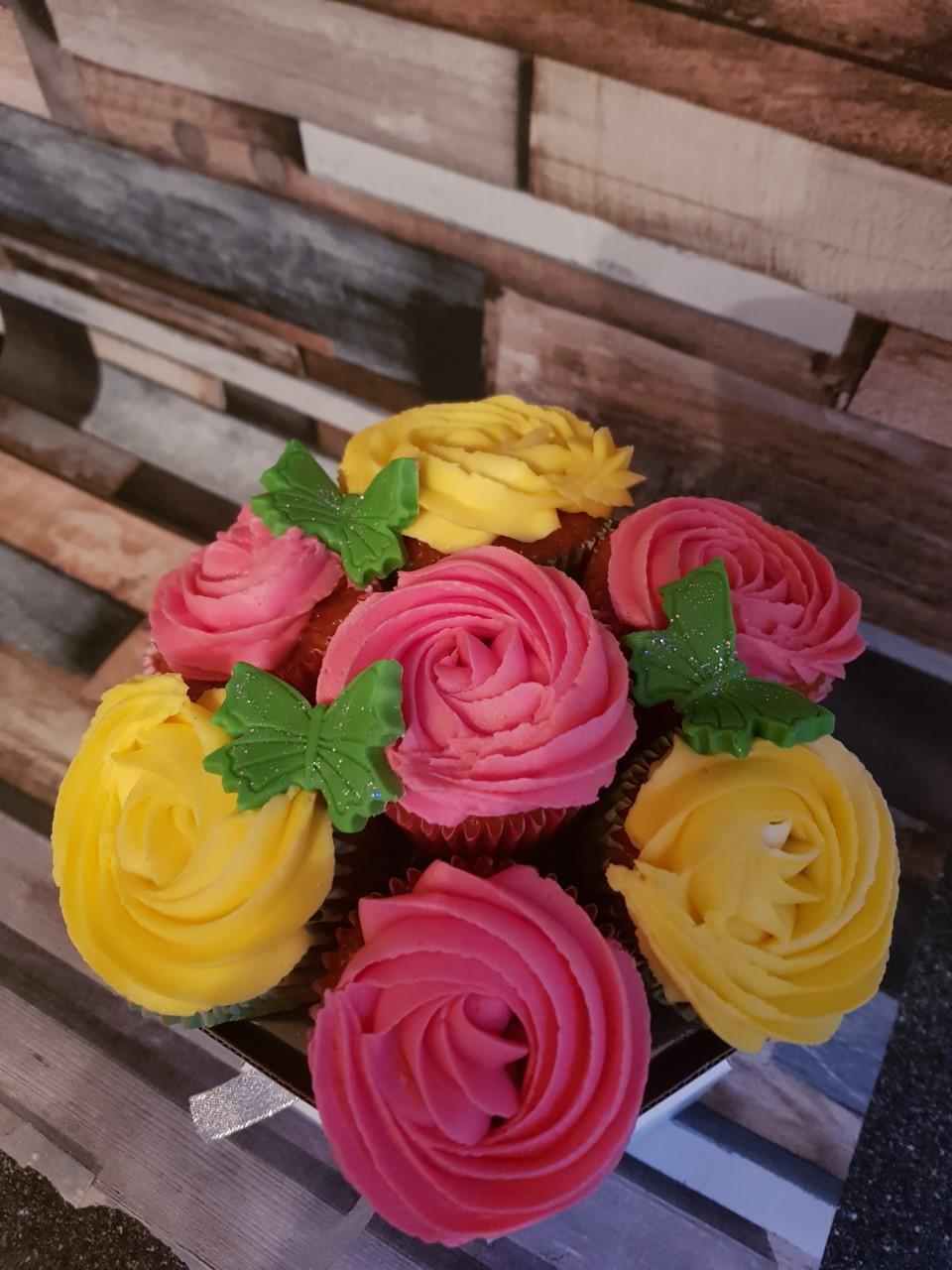 Cupcake Bouquet(1)
