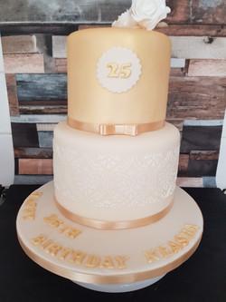 A golden celebration