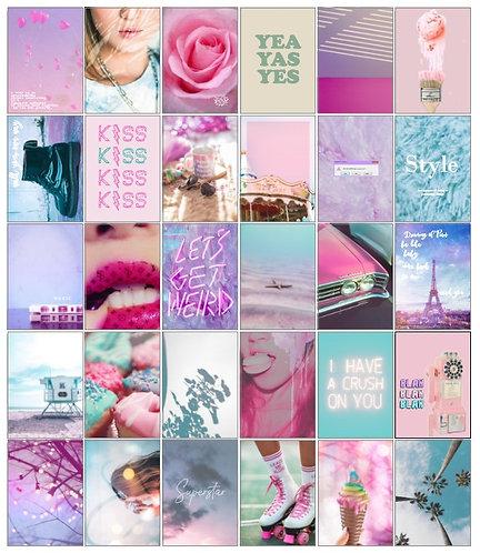 KISS קיט פוסטרים לעיצוב החדר