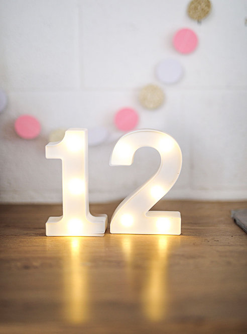 סט מנורות מעוצב 12