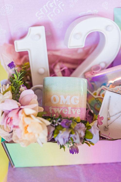 מארז מתנה לבת מצווש OMG 12