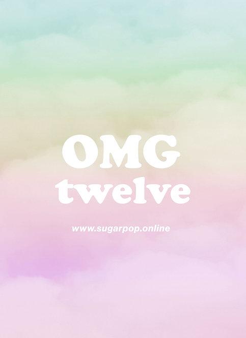 מארז מתנה לבת מצווש-בקרוב OMG 12