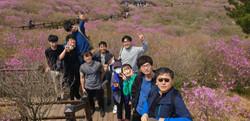 2018 Biseul Mountain Climbing 1