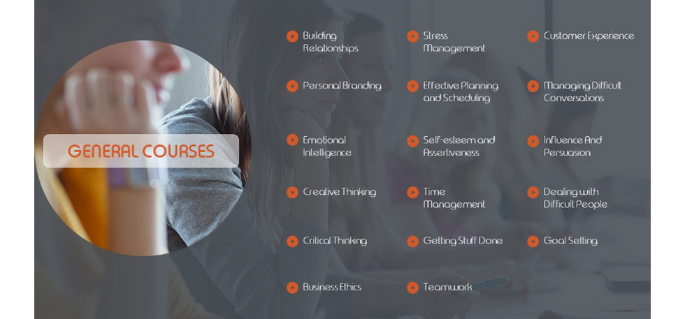 General Training Courses