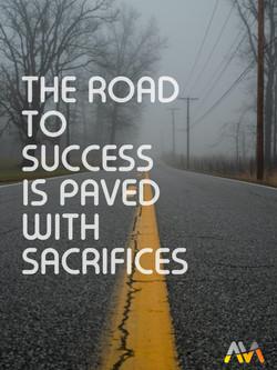 Aetos Mati Motivational Quote