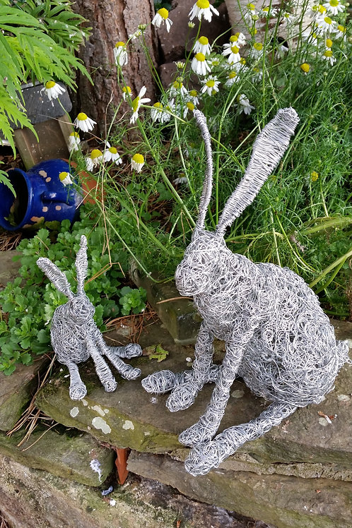 Small Wire Sculptures £25 - £40