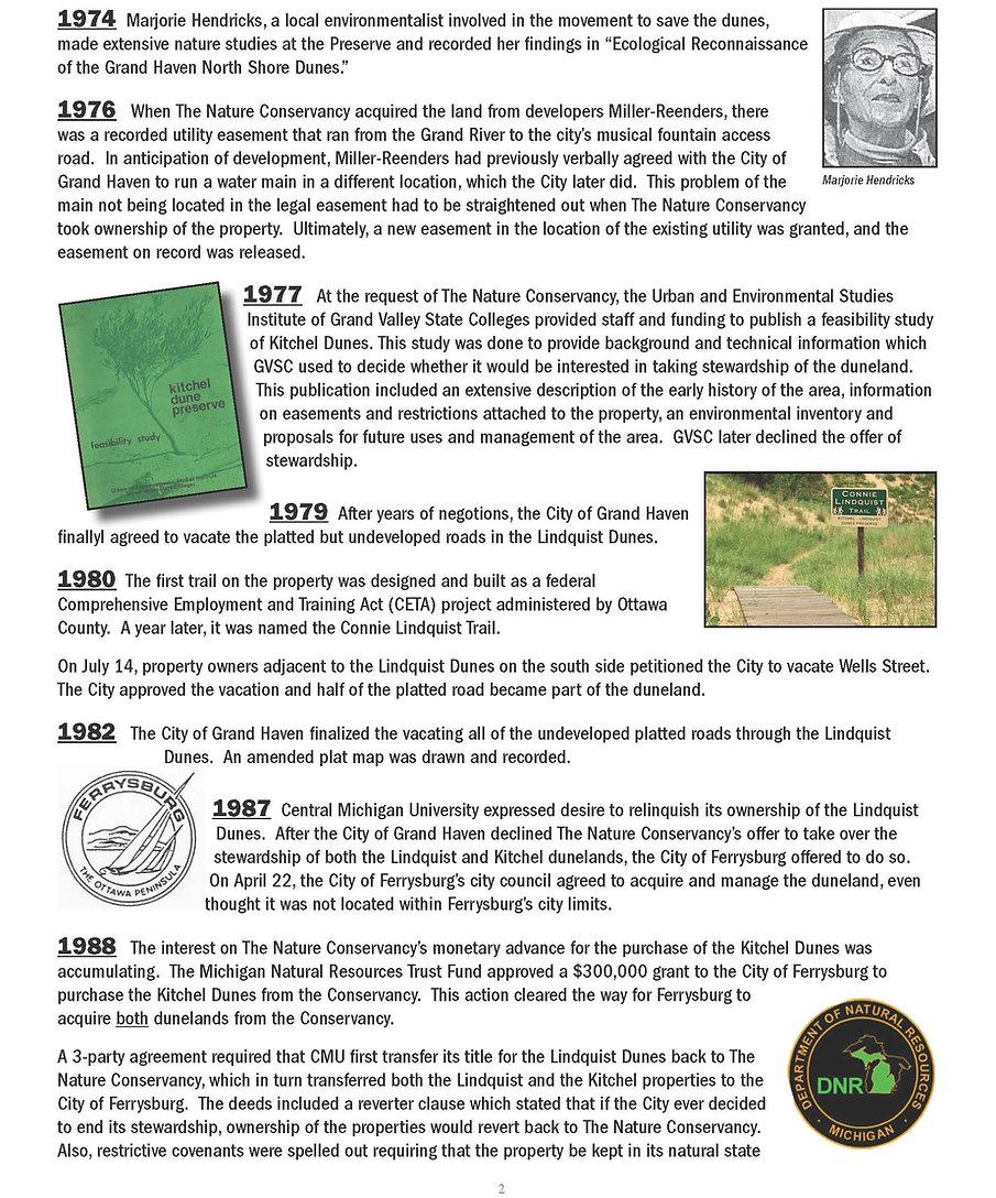 KLH History
