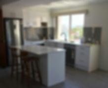 Cate's Full Kitchen Renovation