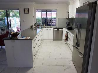 Alex's Kitchen Renovation
