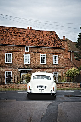 Wedding Limo by Daniel Lewis Photography