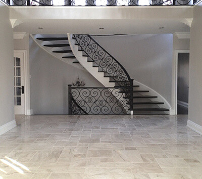 diana royal marble is one the most preferred stone in private villa projects