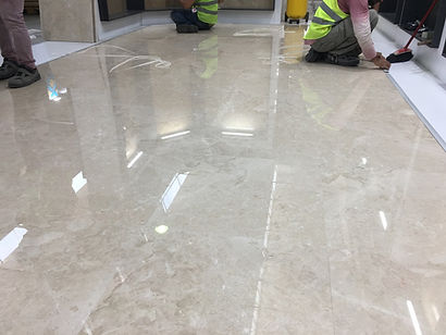 crema nuova tile apply by wmarble