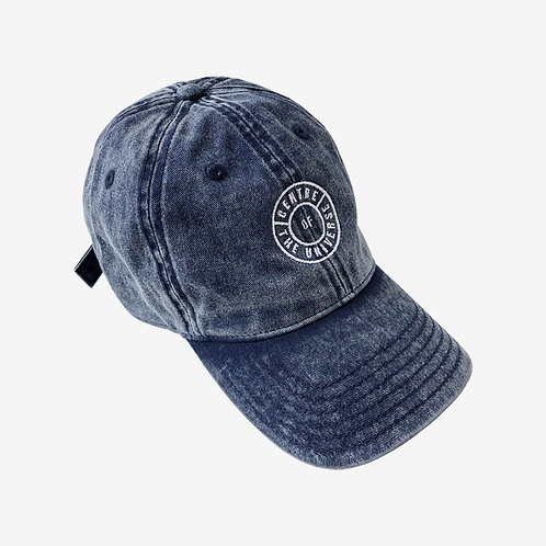 CENTRE OF THE UNIVERSE - Denim Dad Hat
