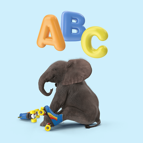 THE ABC's OF IMAGINATION - Digital Picture Book
