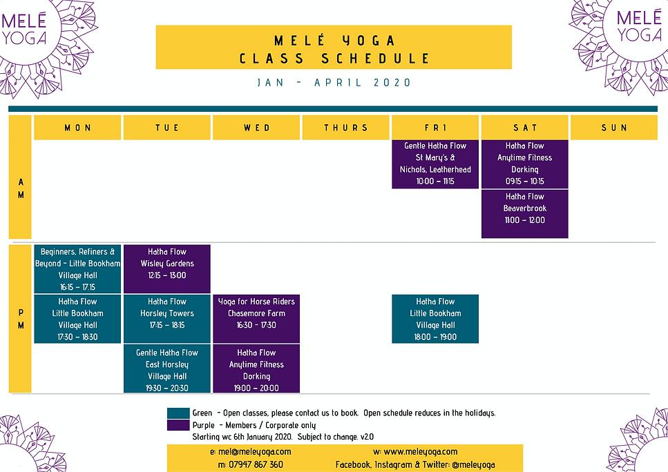 Melé_Yoga_Jan_-_April_2020_Class_Schedul