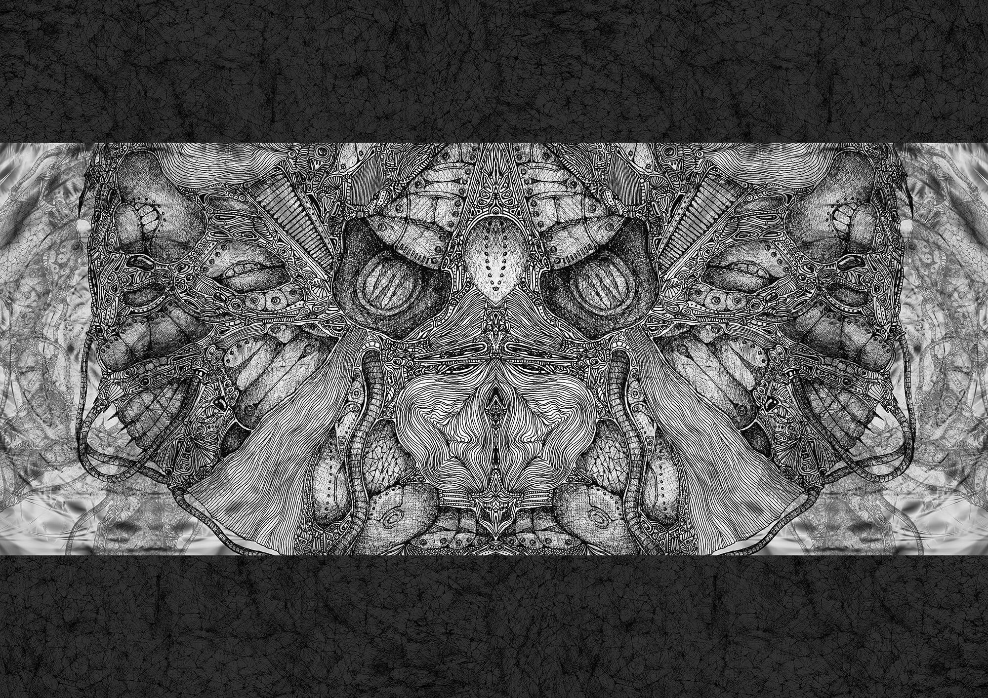 纏結-19 Entanglement-19