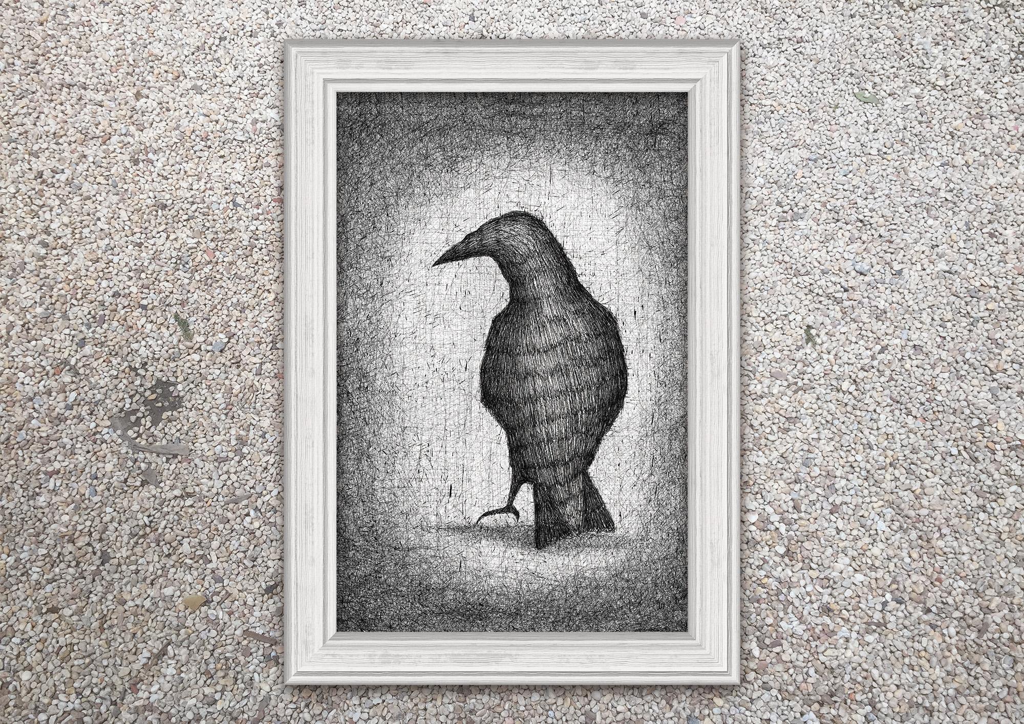 崩潰世代寓言-昏鴉 Bomb Generation-Dusk Crow