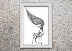 崩潰世代寓言-麋鹿 Bomb Generation-Milu Deer