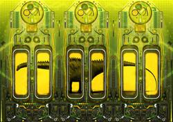 電子世代 Electronic Generations-Factory