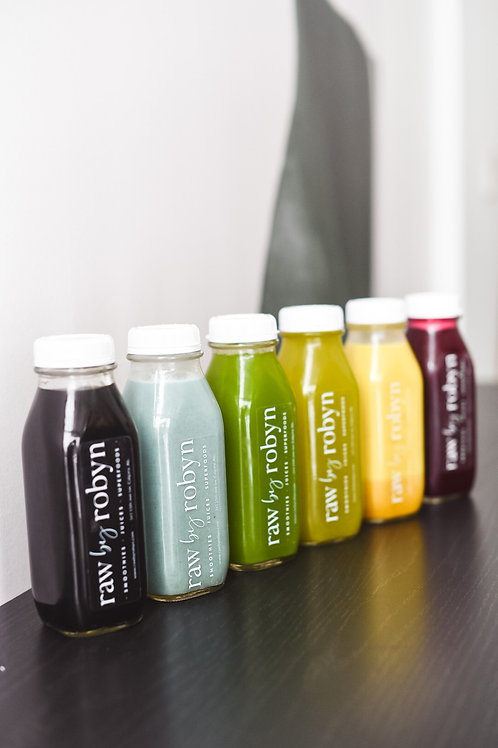 3 Day Detox Juice Cleanse
